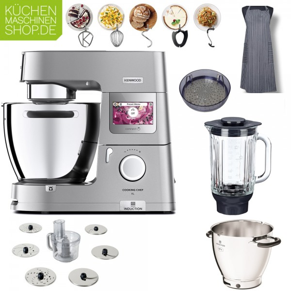 Starter-Paket Kenwood KCL 95 Cooking Chef XL Connect