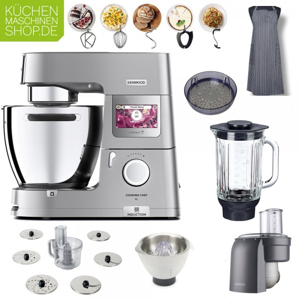 Würfelschneider-Paket Kenwood KCL 95 Cooking Chef XL Connect