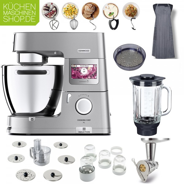 Italia-Paket Kenwood KCL 95 Cooking Chef XL Connect