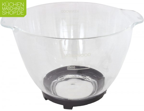 Kenwood Glasschüssel Chef AT 550