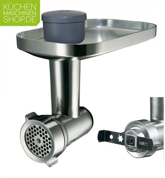 Kenwood Fleischwolf KAX 950 ME für Chef/Chef XL und Cooking Chef inkl. Spritzgebäckvorsatz
